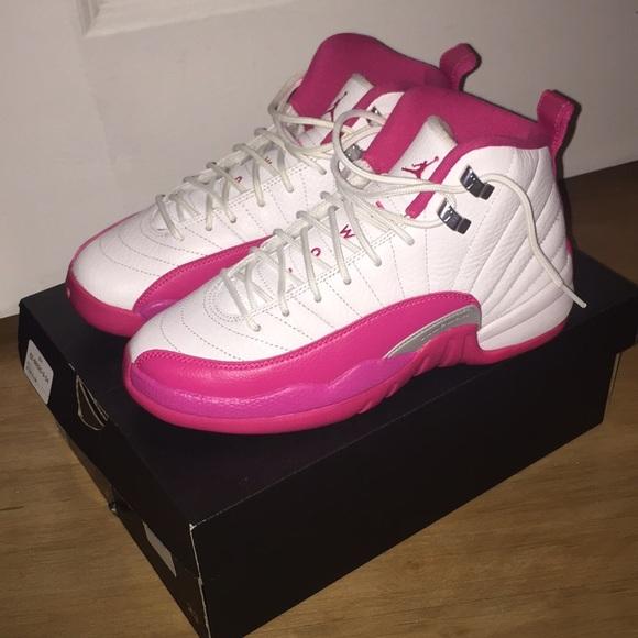 Pink Air Jordan 2 Retro Grade School